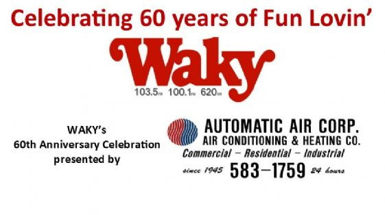 WAKY 60th-Automatic Air