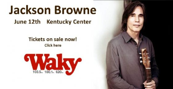 Ky Center - Jackson Browne OSN